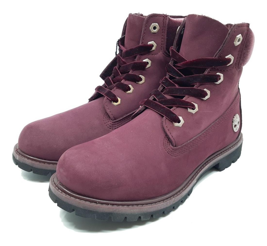 proporcionar una gran selección de venta caliente online guapo Botas Timberland púrpura para De mujer   eBay