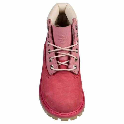 botas timberland rosa niña waterproof