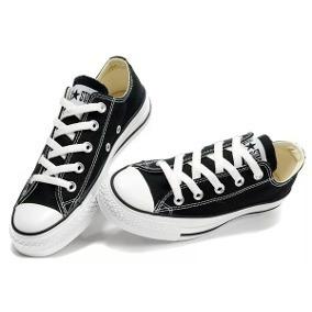 Niños Color Zapatos Converse En Botas Deportivos Para Negro nyO08wmvN