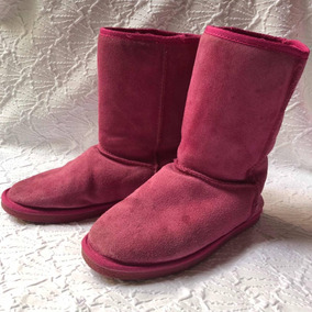 dd9fc4f4 Botas Tipo Ugg Marca Surrender Talle 38 Mujer