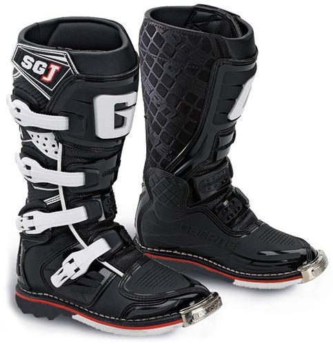 botas todoterreno gaerne sg-j juvenil mx negras 2
