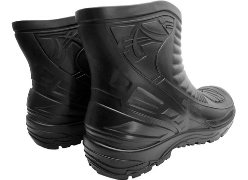 botas touring impermeables agua lluvia pvc alpina sti full