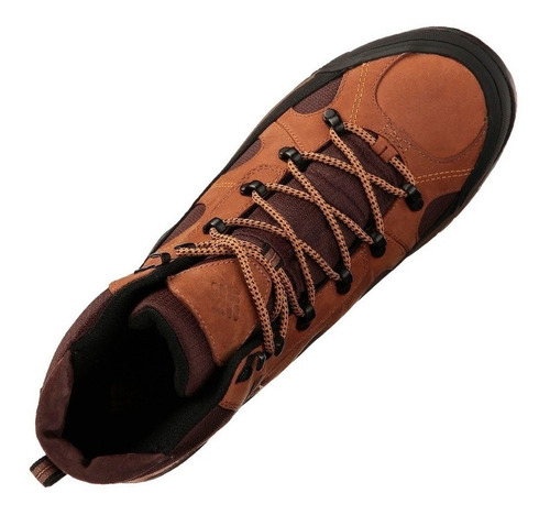 botas trekking hombre columbia smith rock outdry impermeab.°