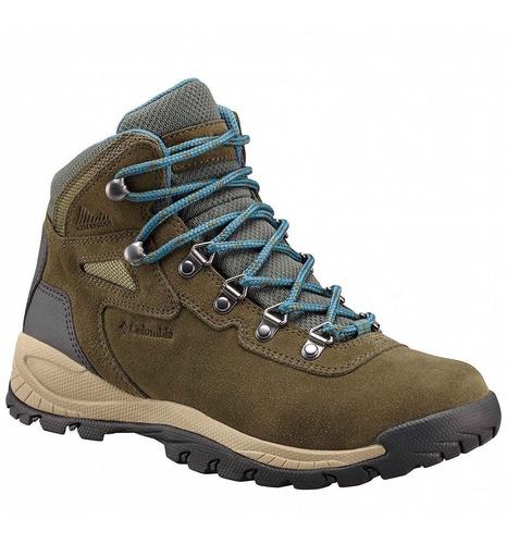 botas trekking mujer impermeables columbia newton ridge plus