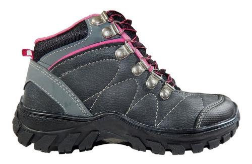 botas trekking resitente al agua talles de 36 al 45 jeans710