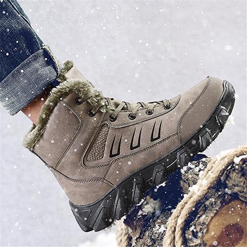 botas ultra termicas frio extremo nieve lluvia impermeables