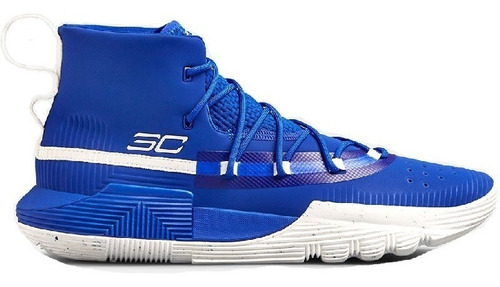 botas under armour curry 3zero - new