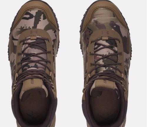 botas under armour táctica militares valsetz originales