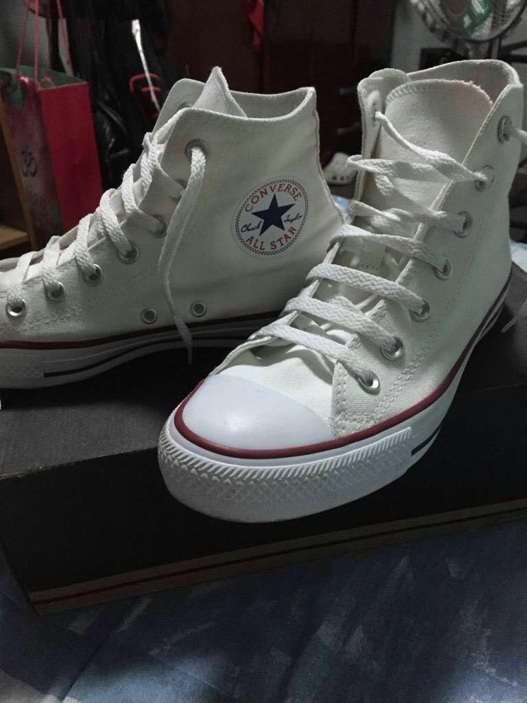 converse all stars blancas