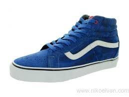 vans sk8 azul