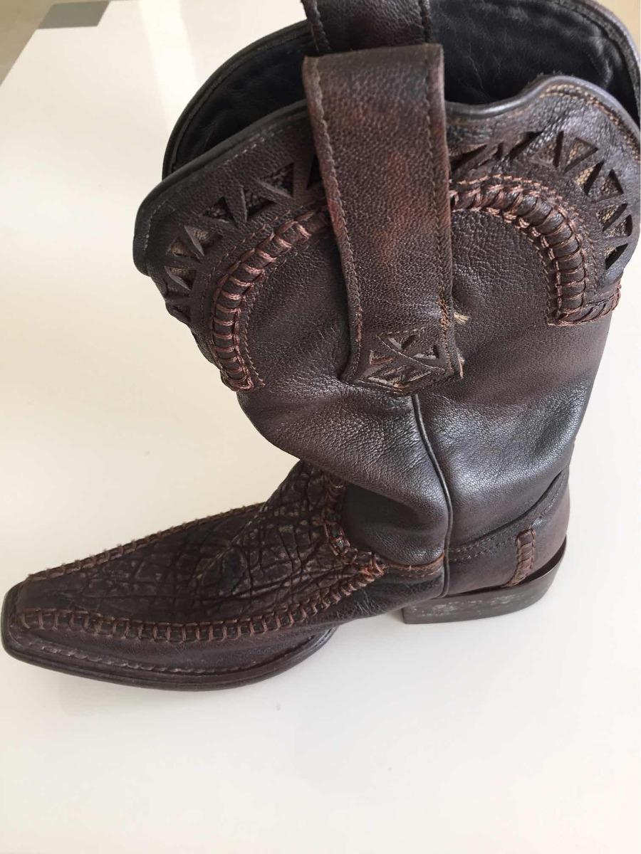 35c33a0ce02 botas vaqueras cuadra originales en piel de elefante!!semi. Cargando zoom.