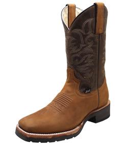 5932e7451 Botas Vaqueras Justin Boots Color Cooper