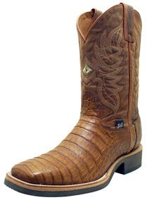 e2a38223c Botas Vaqueras Para Hombre Marca Justin Boots Color Cogñac
