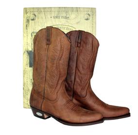 479cf81057 Botas Vaqueras Hechas En Estados Unidos Texanas Cuero - Zapatos en ...