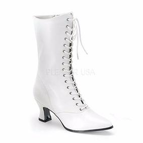 0716307d34 Botas Blancas Para Bastoneras Disfraces Ninos - Recuerdos, Cotillón y  Fiestas en Mercado Libre México