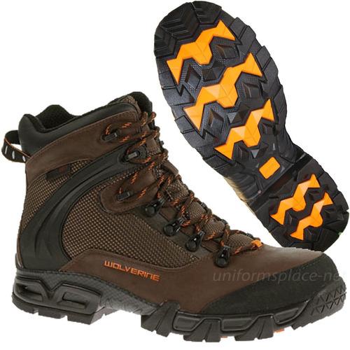 botas wolverine cannon waterproof trabajo-nieve envio gratis