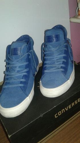 botas zapatillas  converse originales - líquido !!! talle 40