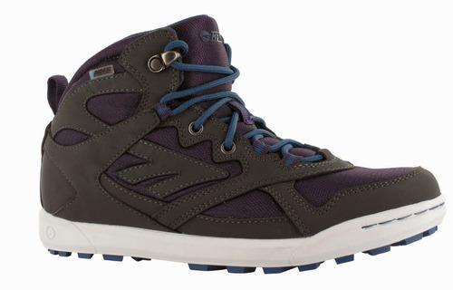 botas zapatillas mujer trekking urbanas hi-tec phoenix°