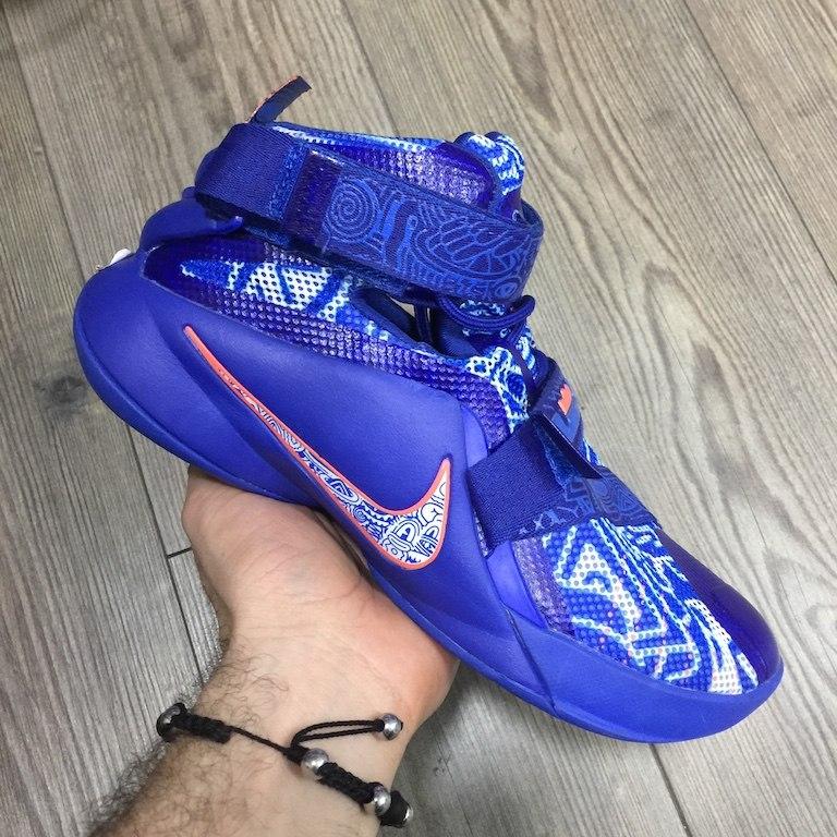 Nike LeBron azul