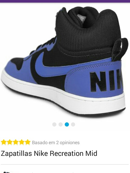 zapatillas nike recreation
