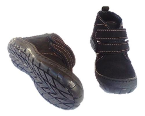 botas zapato niños gigetto negras 10010