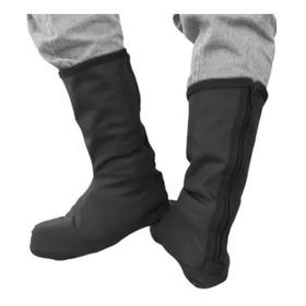 Botas Zapatones Impermeables Látex Para Motociclismo!