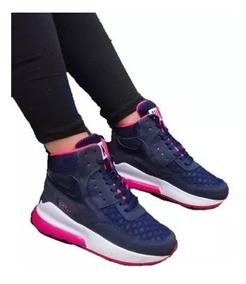 lujo claro y distintivo recogido Botas Jordan Ni As - Zapatos Nike Azul en Mercado Libre ...