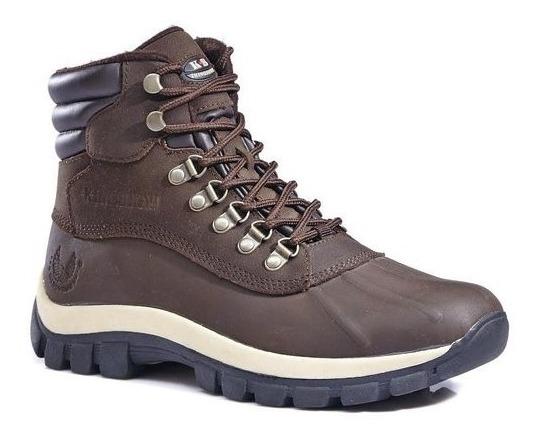 Botas Zapatos Botines Piel Waterproof Envio Estafeta Gratis!