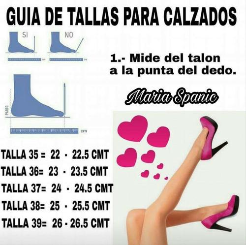 botas zapatos de mujer sandalias zapatillas consulta antes