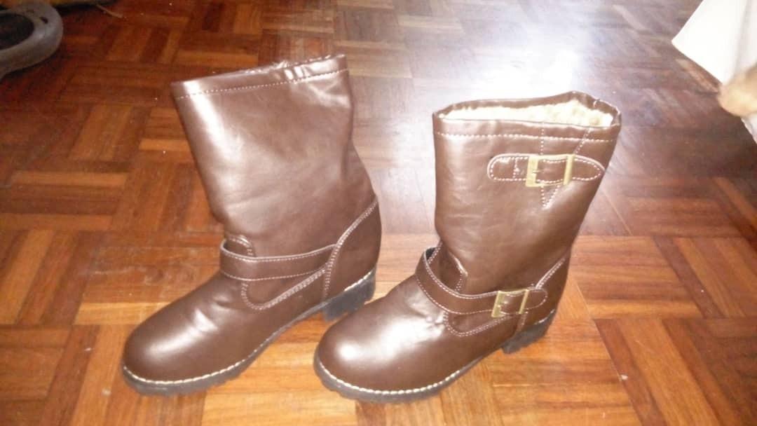 4050b32e3a4 botas zapatos de niña talla 34. Cargando zoom.