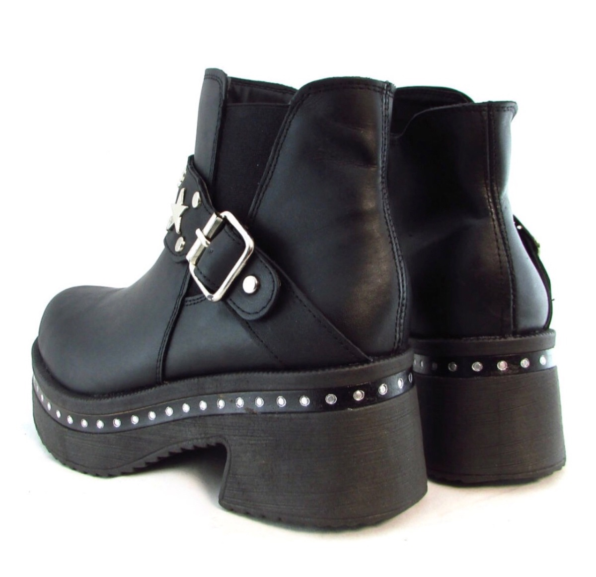 botas borcegos tachas zapatos cuero mujer invierno hot sale. Cargando zoom...  botas zapatos mujer. Cargando zoom. 4da9503fb04a
