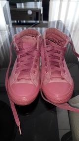 converse niña rosa 28