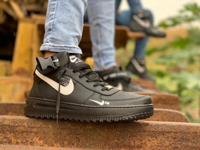 Botas Zapatos Tenis Nike Air Force One Hombre Y Mujer