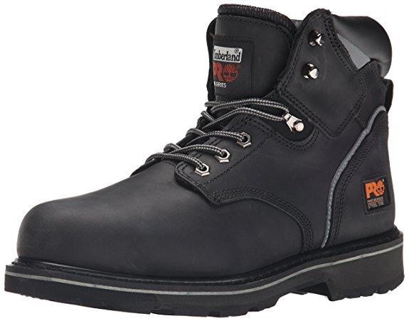 9296b2cc Botas Zapatos Timberland Pro Hombre Propit Punta Acero Negro ...