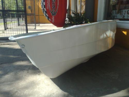 bote 2,60 chinchorro c/s doble fondo y estanco desde