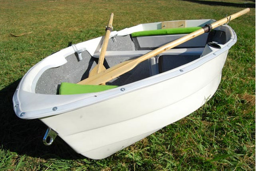 bote 2,60 prfv della ostia matrizado interior-0hs-doblefondo