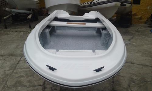 bote 430 pescador laguna / rio completo