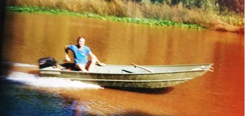 bote aluminio grumman 1436 - usa