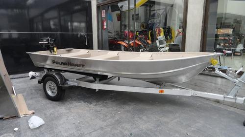 bote aluminio lanchas canoas pesca chinchorro nautica motor
