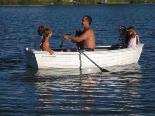 bote auxiliar bahamas 260