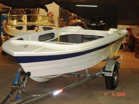 bote bahamas 375 con mercury 15