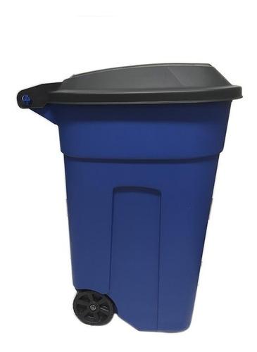 bote basurero contenedor de basura 135 litros