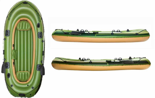 bote bestway inflable voyager 500