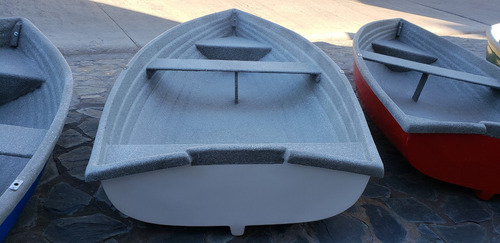 bote chinchorro y motor power tec 2,2 hp  nautica milione 2