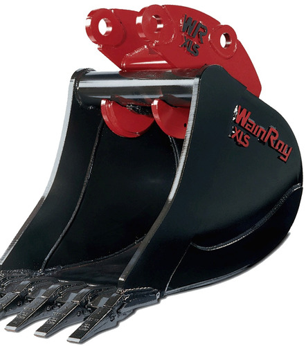bote cucharon de cople rapido wain roy para caterpillar 446