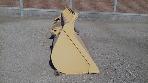 bote cucharon frontal para caterpillar 950 descarga lateral