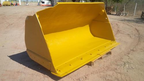 bote cucharon para cargador frontal caterpillar 950e 950f