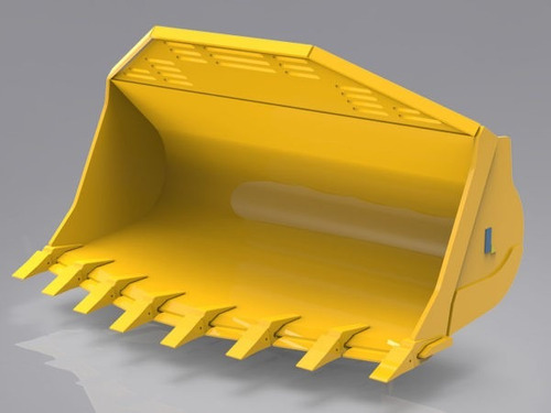bote cucharon para cargador frontal payloader traxcavo
