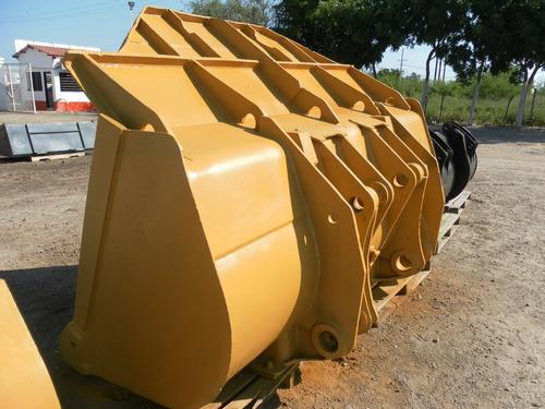 bote cucharon para cargador traxcavo caterpillar 973 4v7401