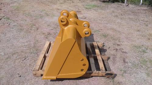 bote cucharon para desazolve retroexcavadora excavadora